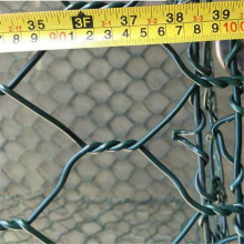 Pvc Coated Gabion Basket For Flood Control