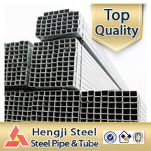 Tubos rectangulares rectangulares de acero