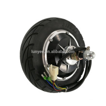 Brushless Geared Hub Motor For Electric Bumper car