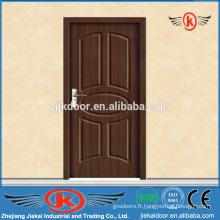 JK-P9044 pvc feuilles portes intérieures