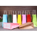 Custom Fashion Paper Shopping Bags
