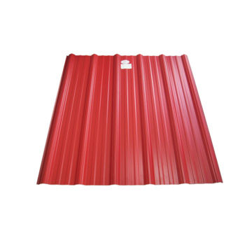 Trapezoidal steel roof tile price wall tile price