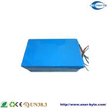 Batterie électrique LiFePO4 batterie 60V 30ah