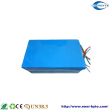 Electric Motorcycle LiFePO4 Battery Pack 60V 30ah