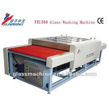 Lavadora de vidrio plano horizontal YX1200