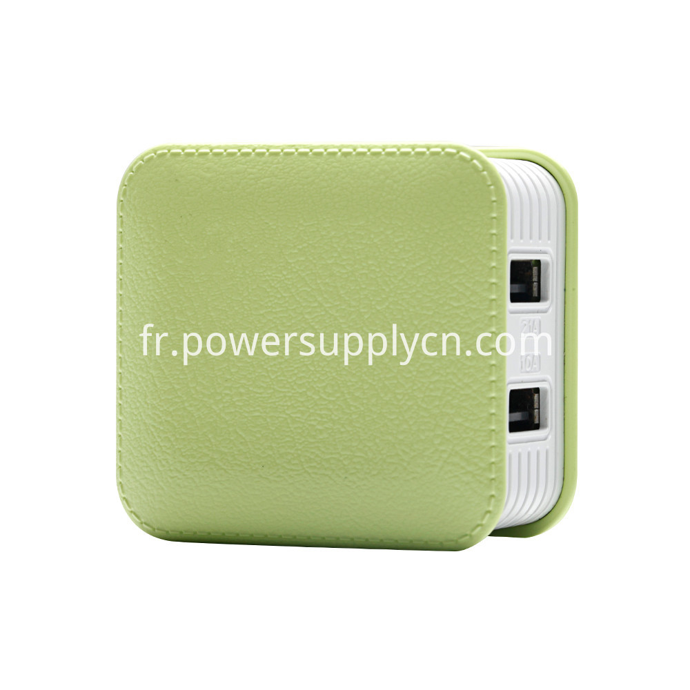 Foldable Us Plug Travel Charger