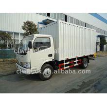 Precio bajo Dongfeng 1.5ton van camión de carga para la venta