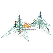 Freestanding Climbing Rope Net Climbing Playground