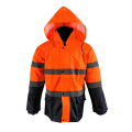 Hi Viz Industry Contrast Traffic Jacket