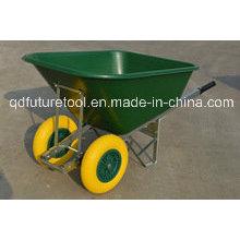 Carrinho de mão de roda, carro resistente (wh9600)