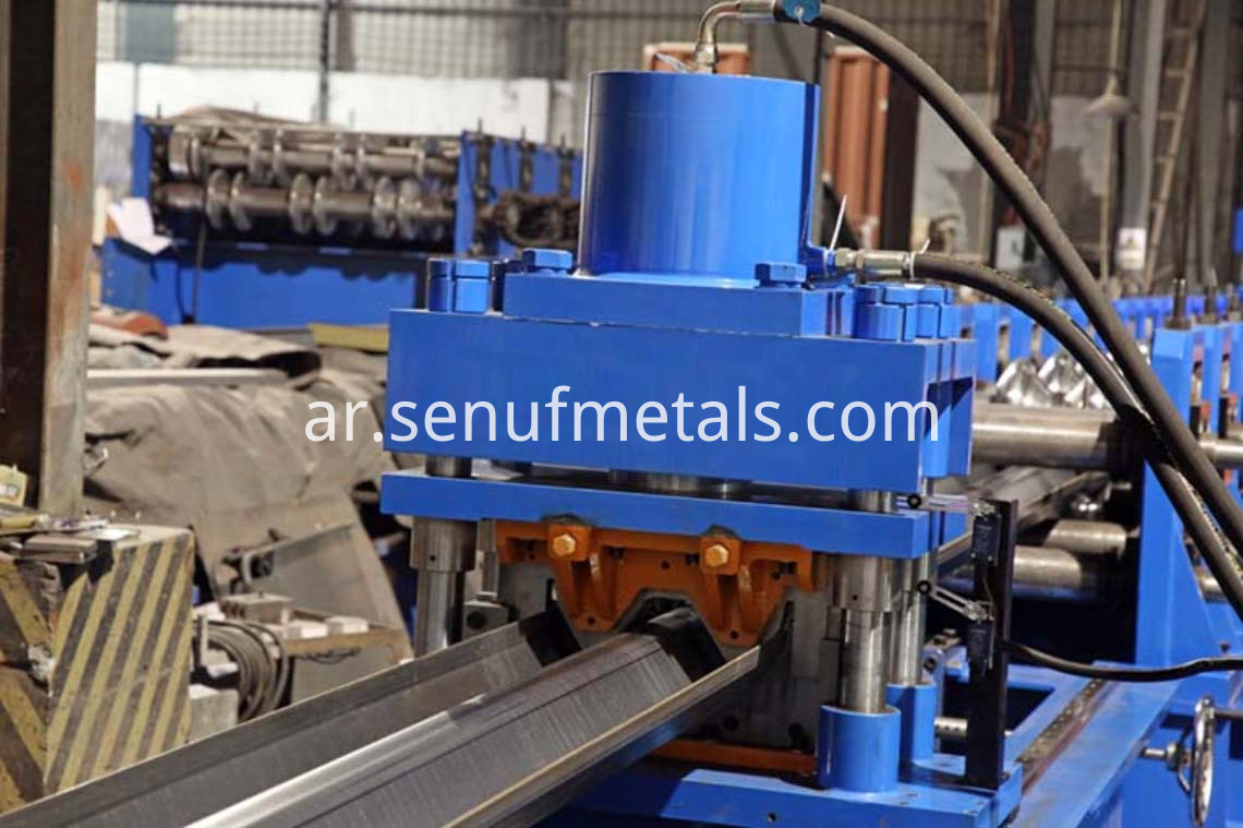 highway guardrail forming machine cutter (2)