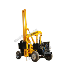 screw pile driver solar pile foundation drilling machine prices