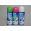Tersedia OEM 250ml Decorative Snow Spray