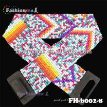 Fashion pas cher ceintures tressées ceintures de perles