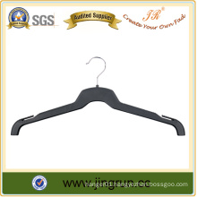Experienced Manufacture Metal Hook Plastic Clothes Skirt Hanger