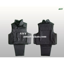 suministro militar nomex kevlar aramid tejido o UHMWPE