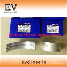 VOLVO D4D crankshaft bearing main bearing