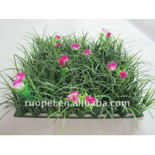 Künstlicher Gras-Teppich für Garten-Dekoration, Plastikhecke 1