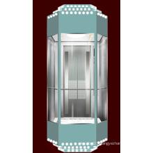 Diamond Type Panoramic Elevator for Slae