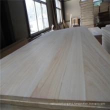 40mm Composite 2 Layers Paulownia Solid Wood