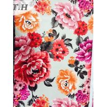 Китай текстильной фабрики 100 полиэстер бархатной ткани