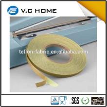 Made in China T0.13mm * W13mm * L10m TOFO PTFE Glasfaserband Fiberglas mit Kleber