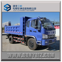 Foton Forland 130 10ton 4 * 2 Dump Truck 4X2 Dumper Mini Kipper LKWs