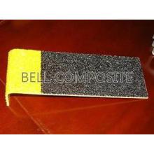 Bell FRP/GRP Anti-Slip Industrial Stair Nosings