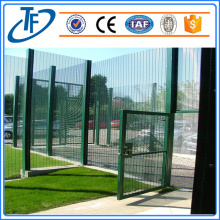 low carbon steel construction 358 Security Fence