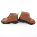 Brown Hard Kinder Winter Warm Booots