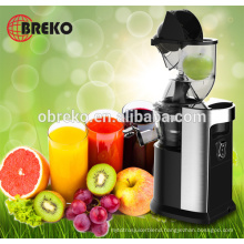Whole Fruit AC Induction Motor New Cold Press Whole Slow Juicer