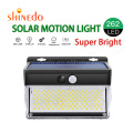 262LED Solar Light Motion Sensor Solar Flood Lamp Wireless Super Bright Waterproof Night Lights for Outdoor Patio Yard Garden