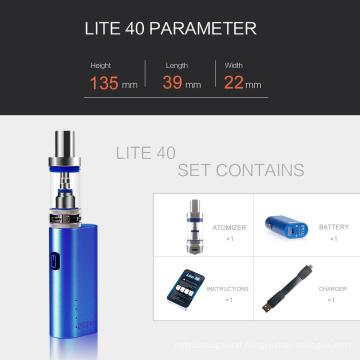 2016 Best Selling E Cigarette Lite 40 Vape Mini Mods