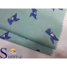 Hochwertige Baumwolle gedruckt Flanell (SRSC 628)