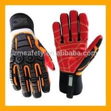 Mechaniker Wear Oil Rig Heavy Duty Schlagwerk Mechaniker Handschuhe