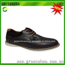 China Fabrik britischen Stil elegante Männer Oxford Schuhe
