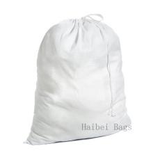 Sac de nettoyage poly-coton durable (HBLB-16)