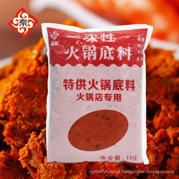 QinMa 1000g condimento hotpot condimento de panela quente