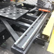 Machine for Metal Sheet Steel Make Hole