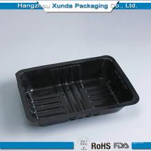 Настройка микроволнового лотка для черных продуктов