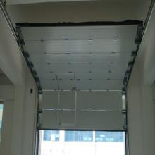 Industrie-Aluminium-Garagen-Sektionaltor