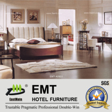 Juego de muebles de lujo del dormitorio del hotel (EMT-A0901)