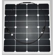 Weiches flexibles Sunpower Sonnenkollektor 18V 50W ETFE