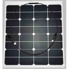 18В 50Вт ЭТФЭ мягкие гибкие панели солнечных батарей sunpower