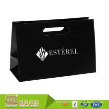 Super Quality Small Quantity Accept Flat Custom Design Retail Paper Merchandise Carrier Bag for Clothing