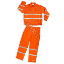 Safety Workwear Adpot 40% Cotton and 60% Modacrylic