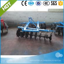 Maquinaria agrícola 1BQX-1.5 (16pcs) grada de disco ligera montada en 3 puntos