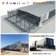 Bâtiments de bureaux en acier à poutres en H