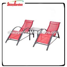 Outdoor Pool Side Beach Sun Lounge Chair