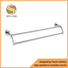 Stainless Steel Bathroom Accessory Double Towel Bar (AOM-8112)
